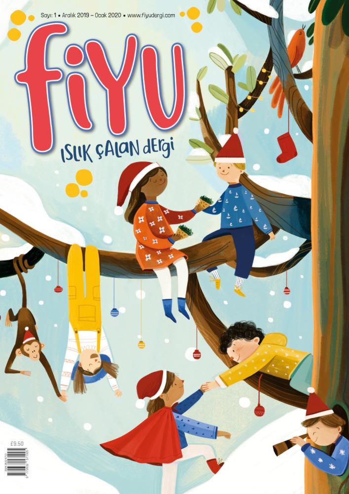 Fiyu magazine cover