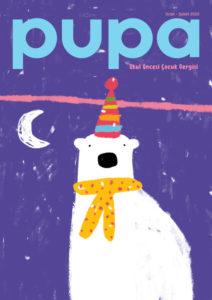 Pupa magazine cover